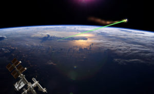 Space Junk Using Lasers