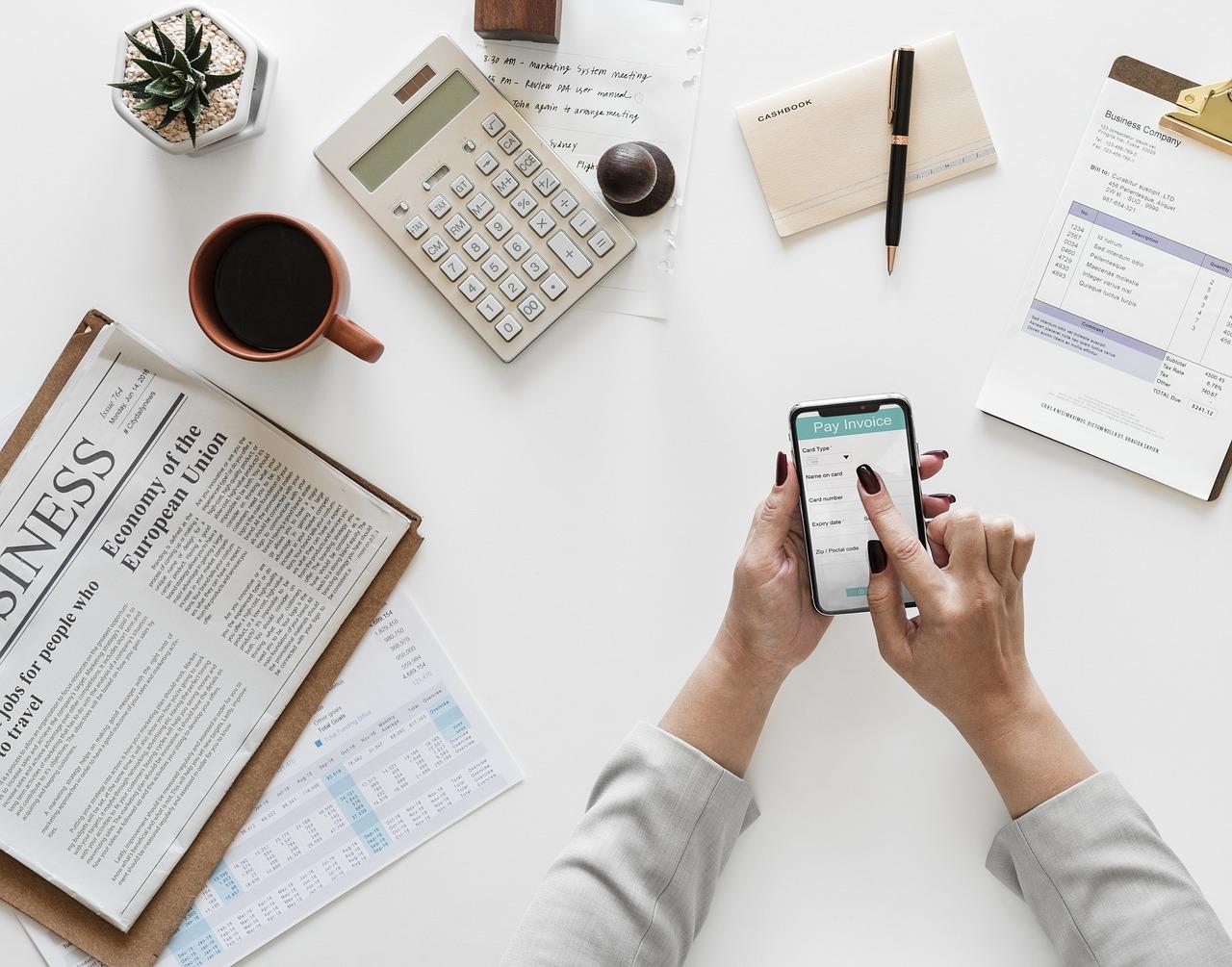 Financial Newsletters