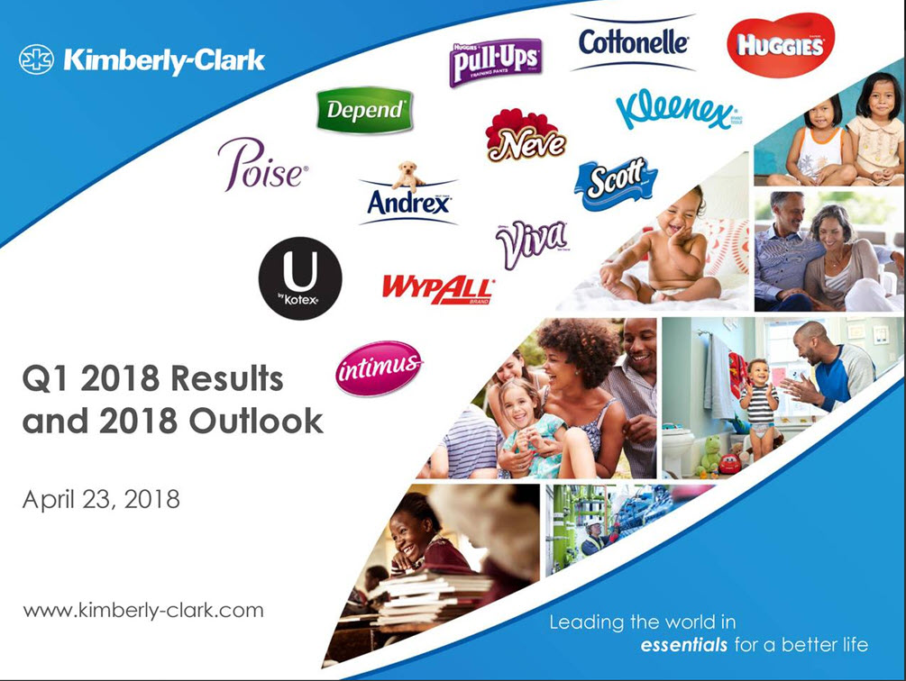 Dividend Growth Stocks Kimberly-Clark Corporation