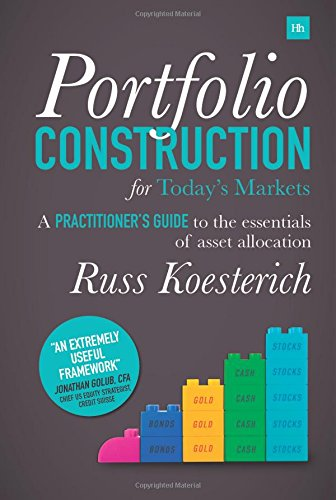 Koesterich, Portfolio Construction For Today's Markets