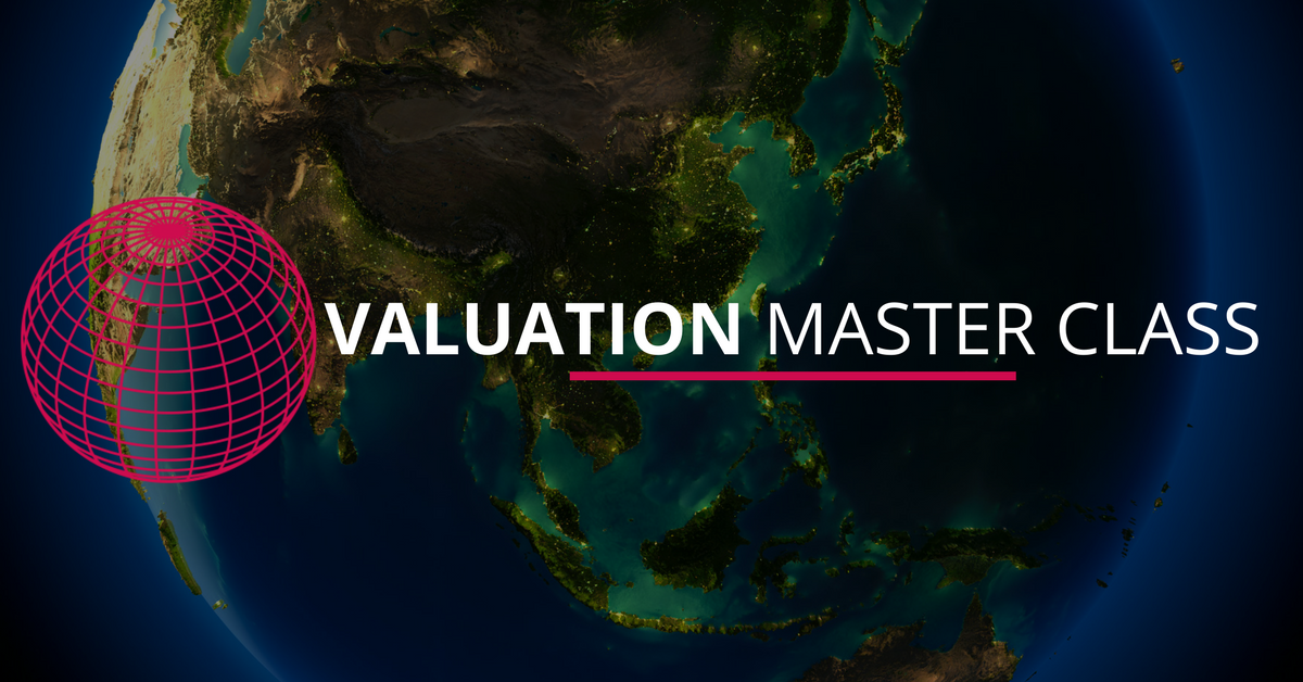 valuation master class
