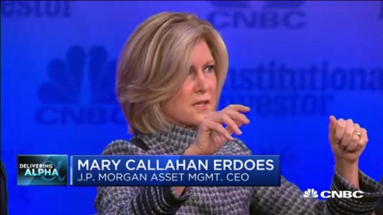 Mary Callahan Erdoes