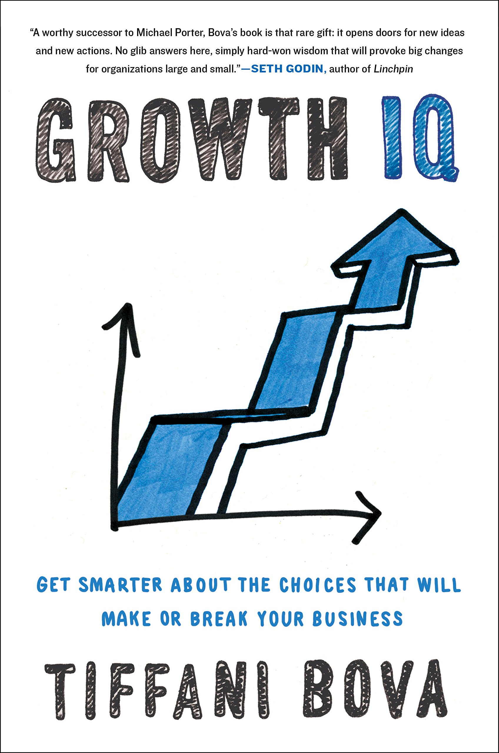 Tiffani Bova, Growth IQ