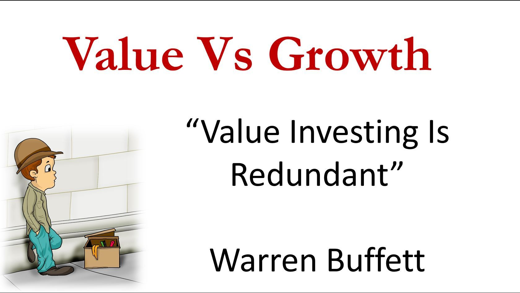 Value Vs Growth