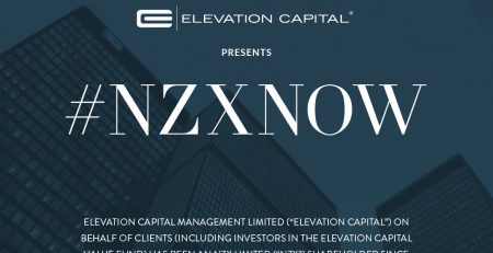 Elevation Capital NZNOW