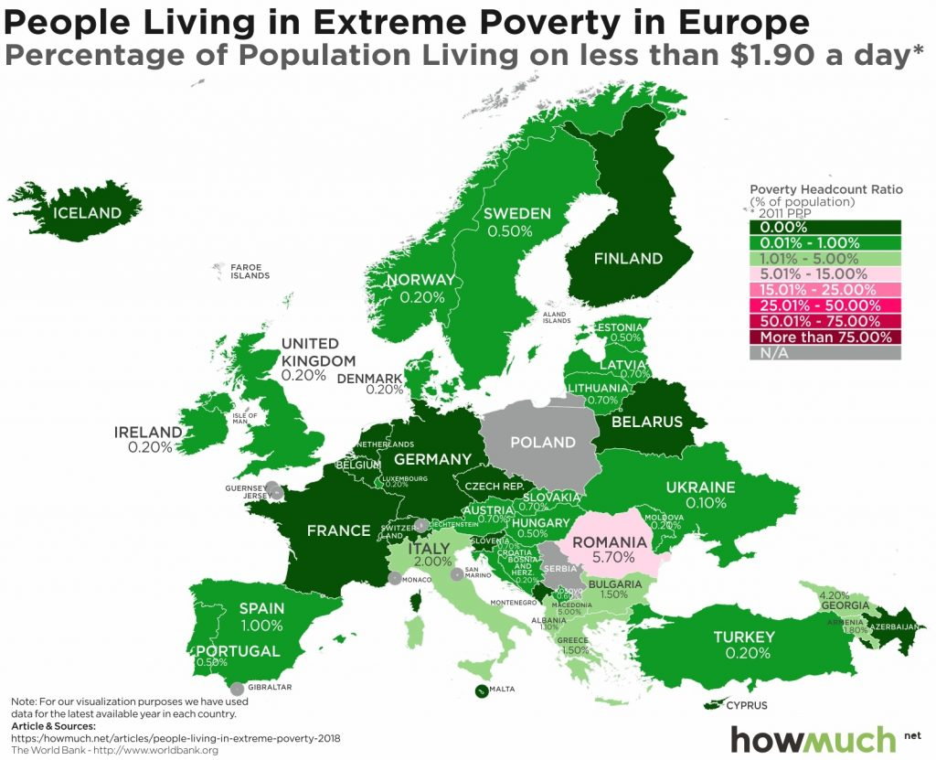 Mapping Extreme Poverty