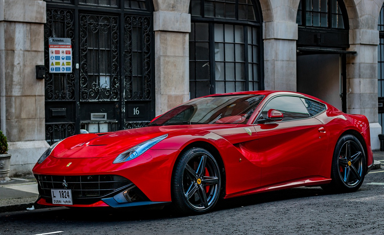 London Sohn Dureka Carrasquillo Ferrari