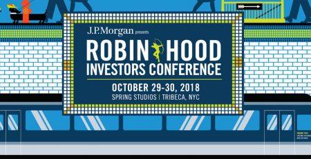 Robin Hood Investors Conference 2018