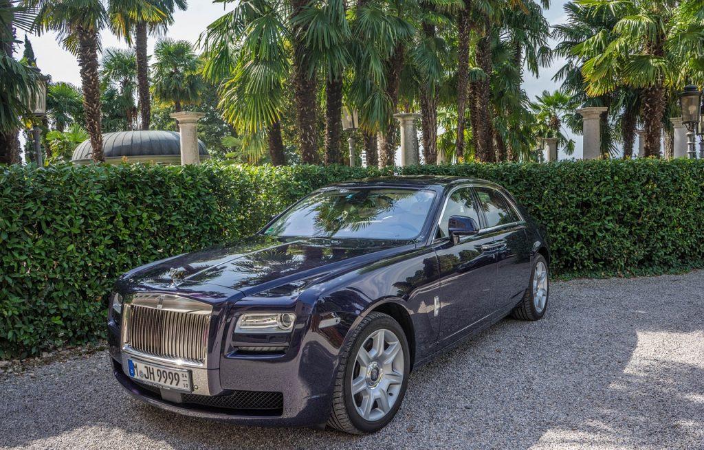 Rolls-Royce 2018 London Sohn Luke Newman
