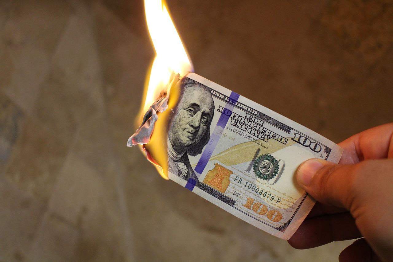 Money-Destroying Policy