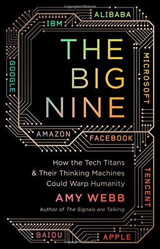 Amy Webb, The Big Nine