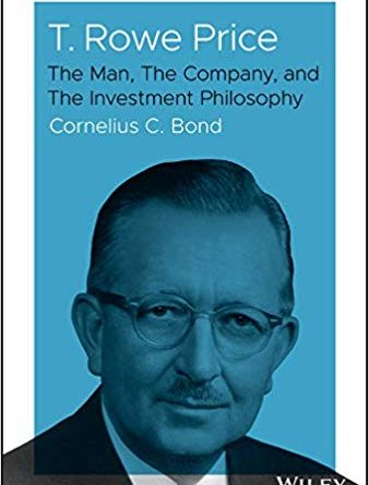 Cornelius Bond, T. Rowe Price