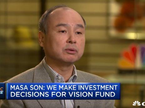 Softbank Masa Son