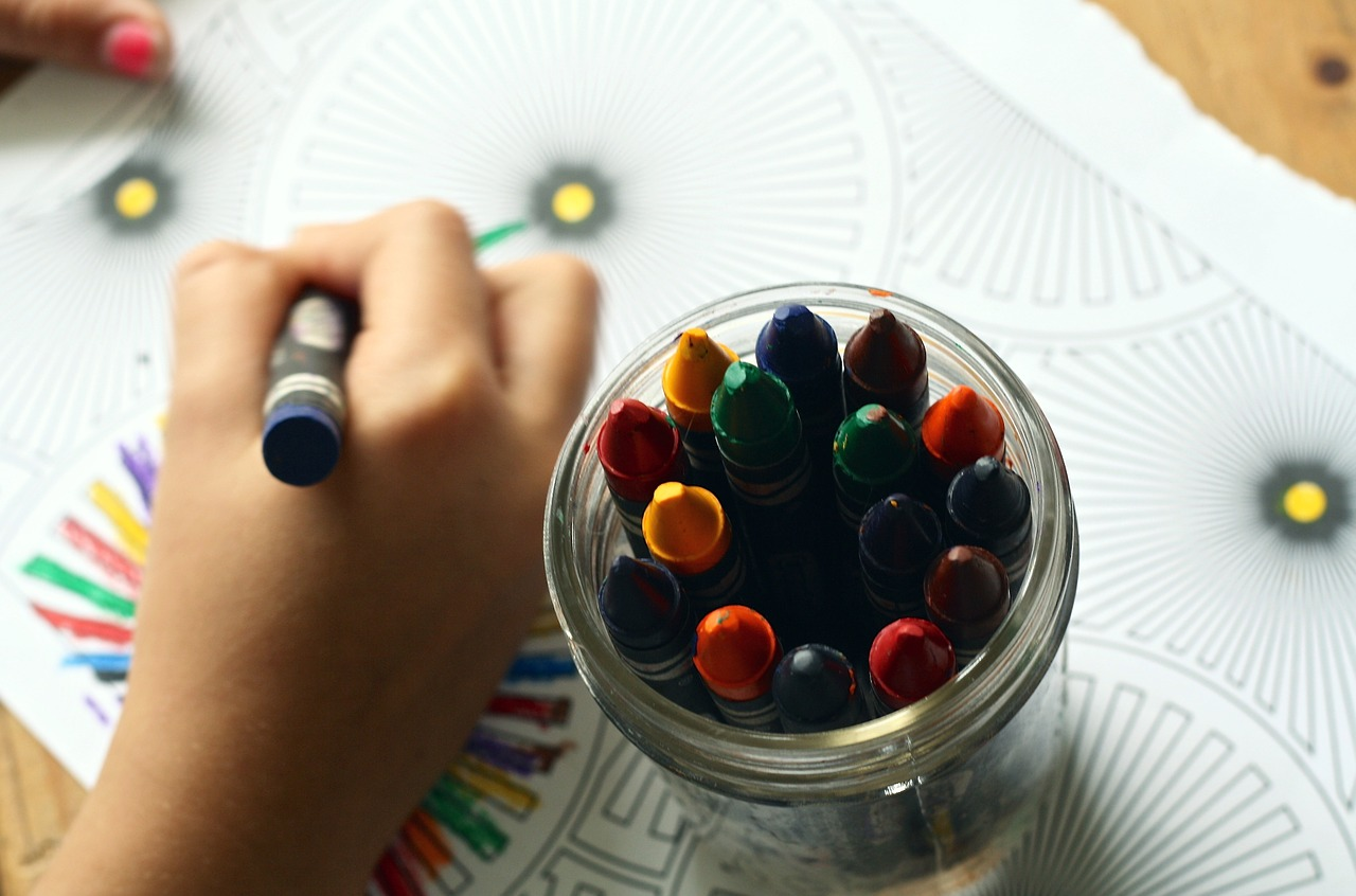 Crayon Test