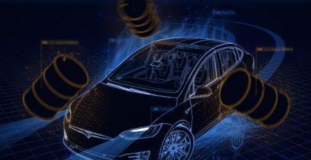 Electric Vehicle F