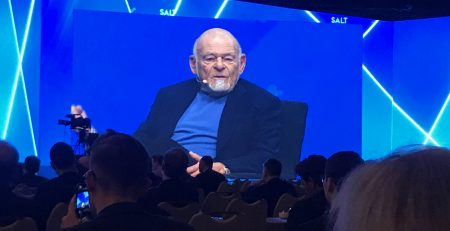 Sam Zell 2019 SALT conference