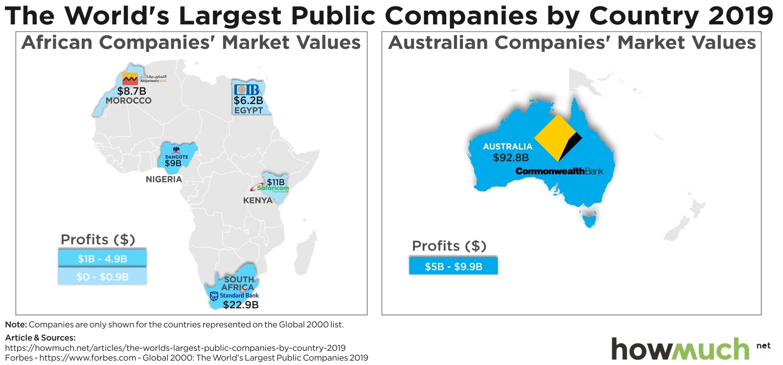Largest Public Company
