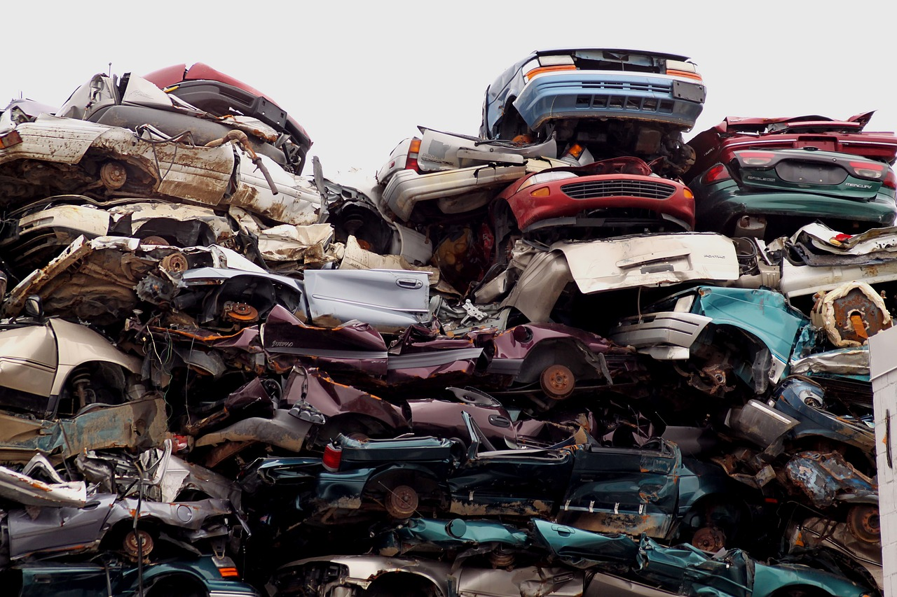 Auto Auctions And Horse Manure