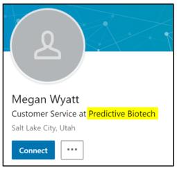 Predictive Technology