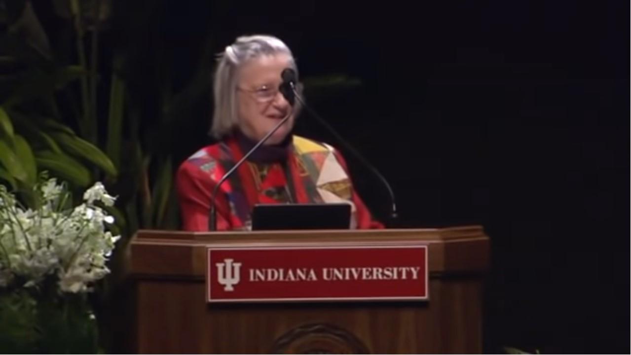 Elinor Ostrom Nobel Prize in Economics