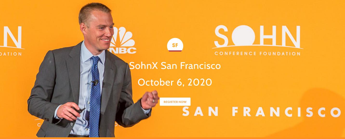 SohnX San Francisco